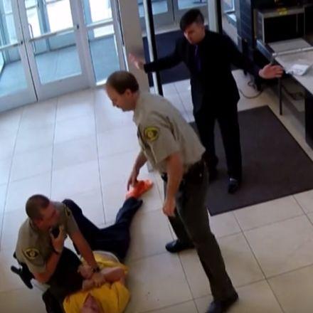 Verdachte vlucht uit rechtbank